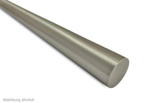 100 cm Hitzebeständig 1.4841 rund 10mm Edelstahl Rundstahl  Welle Stab