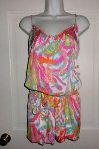 Scuba Large Romper Lilly Nwt Pulitzer White 630306123440 Resort Cuba Deanna To zIxR4xqwp