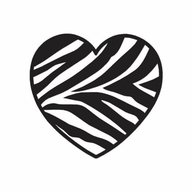 Multiple Patterns /& Sizes ebn4034 Vinyl Decal Sticker Cross Heart Middle