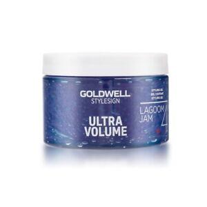 Goldwell Stylesign Ultra Volume Lagoom Jam 4 Hair Styling Gel - 150ml for sale online | eBay