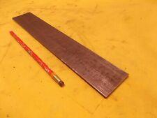 1018 Cr Steel Flat Bar Stock Machine Tool Die Shop Plate 316 X 2 X 12 Oal