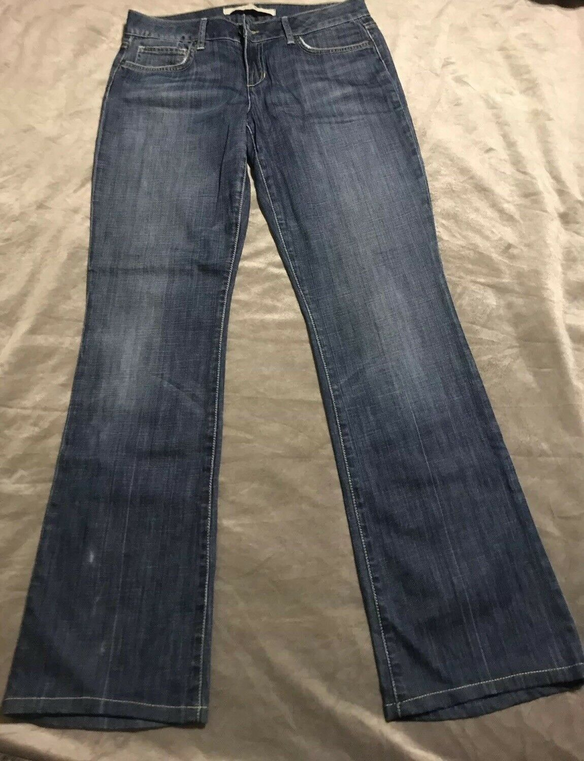 Joes Jeans Honey Fit Womens Mid Rise Bootcut Dark Wash Jeans Size 30