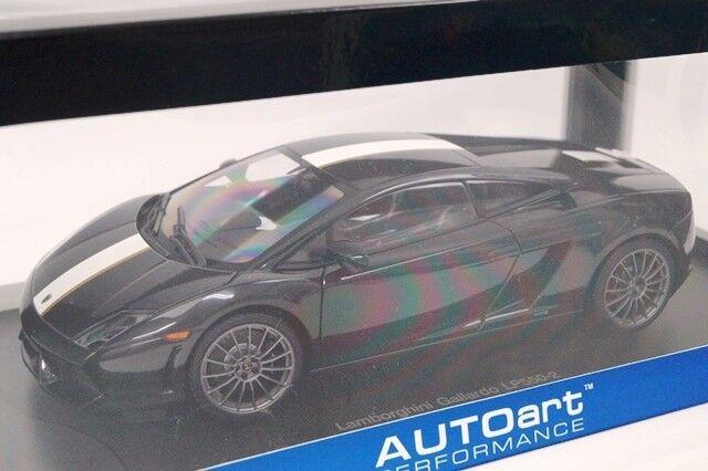 38311 Autoart 1 18 Lamborghini Gallardo LP550-2 Balboni noir Noctis noir outlet