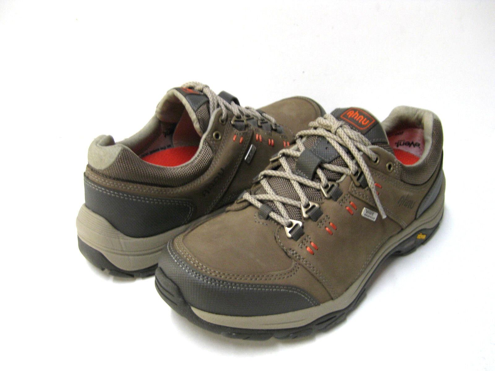 AHNU MONTARA III WOMEN HIKING Schuhe LEATHER CHOCOLATE CHIP CHIP CHOCOLATE US 8 /UK6.5 /EU39 b9543e
