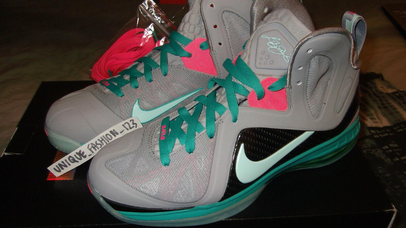 6a0c8a02fc2 Buy Nike Lebron 9 IX PS Elite South Beach Pre Heat US 11 UK 10 EU 45 ...