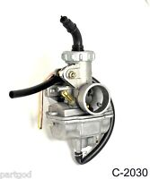 Carburetor 50cc - 125cc 70cc Atv Quad 4 Wheeler Go Kart Buggy Pz20 20mm