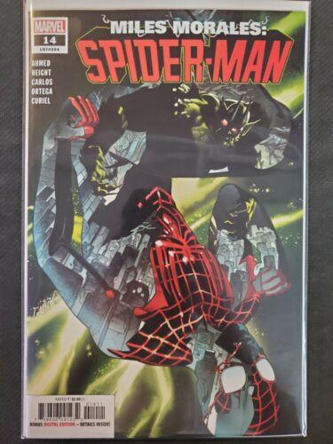 Spider-Man #14 Marvel VF//NM Comics Book Miles Morales