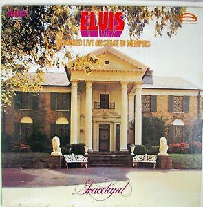 ELVIS-PRESLEY-ELVIS-Recorded-Live-On-Stage-In-Memphis-LP-1974-ROCK-NM-NM