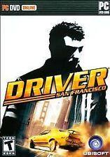 Driver: San Francisco  (PC, 2011) **Brand New Sealed!**