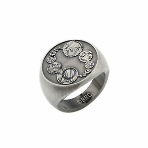 DOCTOR WHO Dr. Who Saxons Master Ring nV45Pn