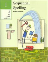 Sequential Spelling 1 Student Workbook