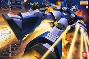 Bandai Mg 1/100 Msn-02 Parfait Zeong Maquette En Plastique Gundam Msv Nouveau De