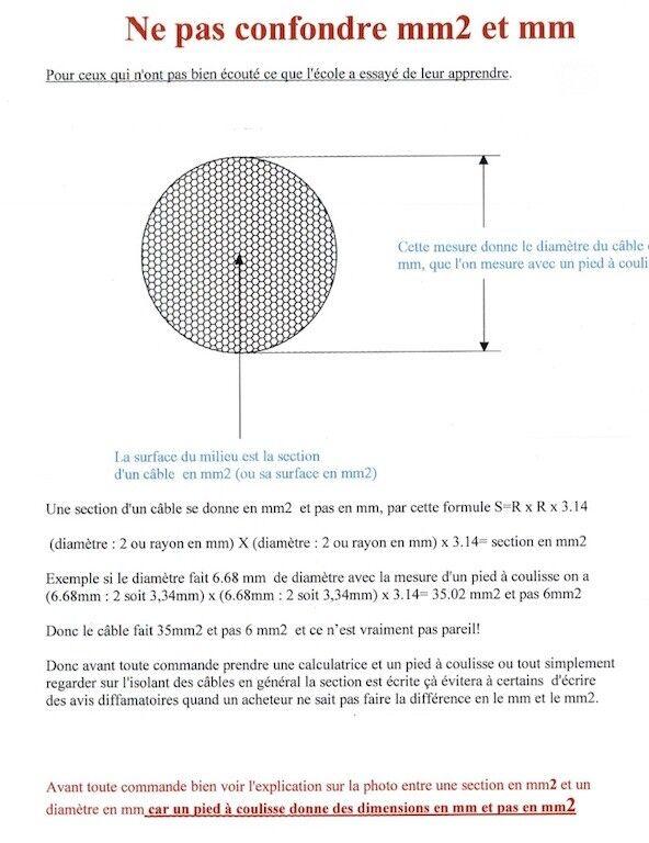 Batteriekabel flexibel flexibel flexibel 25mm2 rot 20 meter fbfaa8