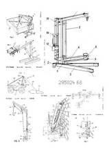 Portable Hoist, Engine Hoist, 500 Pages, 67 Patents