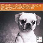 J.C. Bach: Six Sonatas for Pianoforte (CD, Oct-2007, Arte Nova Classics)