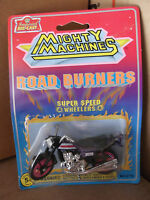 Mighty Machines Road Burners Super Speed Wheelers Motorcycle Free Shipping