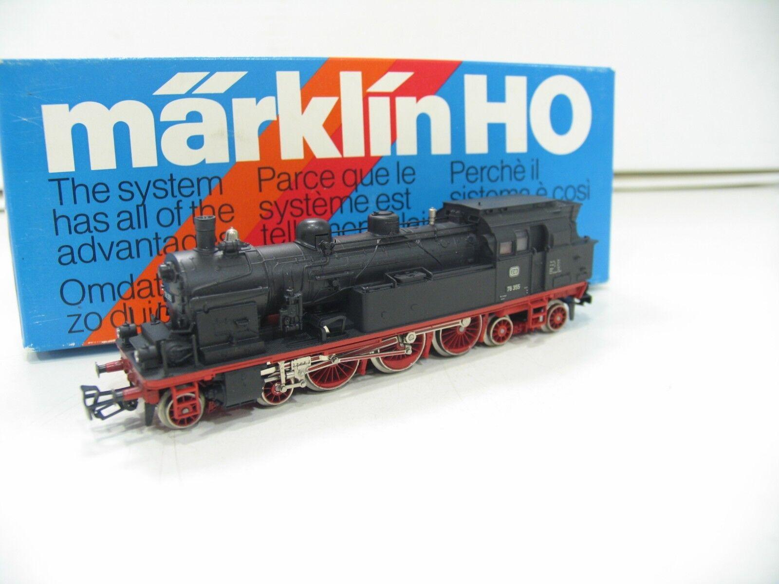 Märklin 3106 locomotiva BR 78 delle DB wm659
