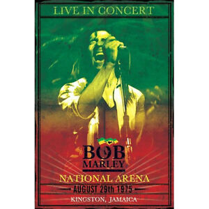 Bob-Marley-Concert-POSTER-61x91cm-NEW-Reggae-Music-Kingston-Jamaica