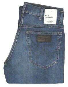 WRANGLER-Jeans-TEXAS-STRETCH-Gr-W-32-L-34-Kokomo-Blue-W121X4186-2-Wahl