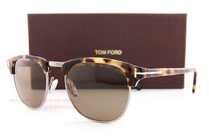 25b0a9ec245a0 Brand New Tom Ford Sunglasses Henry FT 248 Henry Color 55J ...