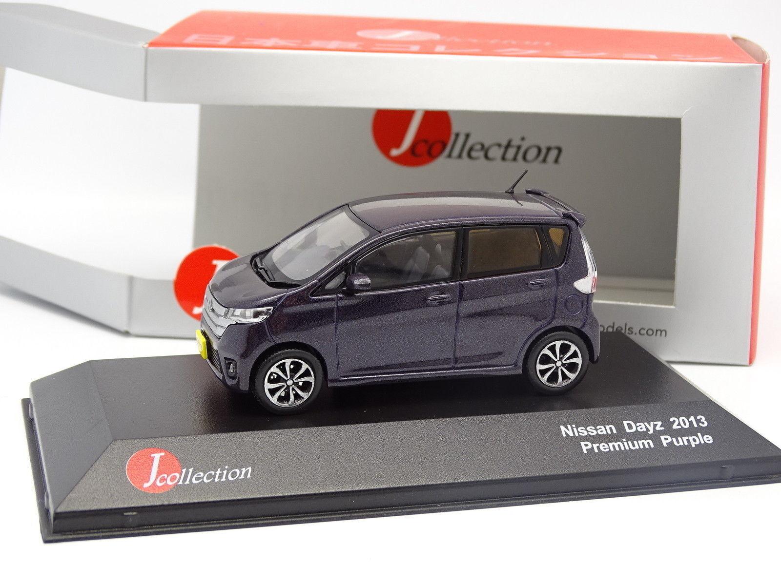 J Collection 1 43 - Nissan Dayz 2013 Morado