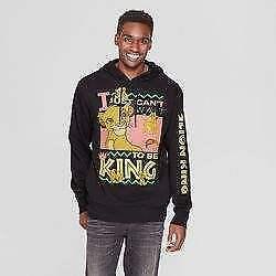 DISNEY THE LION KING SCAR MENS PJ PANTS SIZE S M L XL 2X NEW!