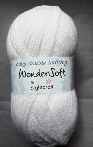 Wondersoft Baby Doble Bola 100G Tejer por Stylecraft