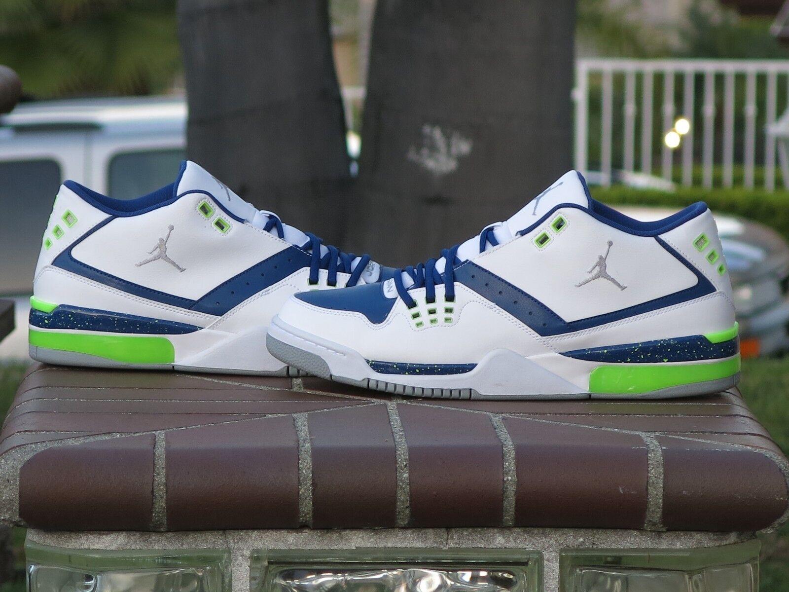 Nike - air jordan flug 23  - Nike basketball - schuhe 317820-118 sz. 144892