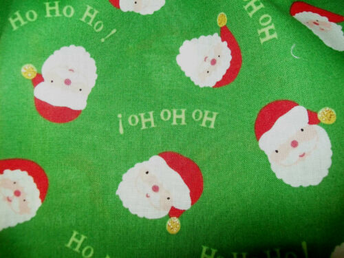 """CHRISTMAS SANTA HO-HO-HO NITEY NIGHTGOWN  for 15-18/"""" CPK Cabbage Patch Kids"""