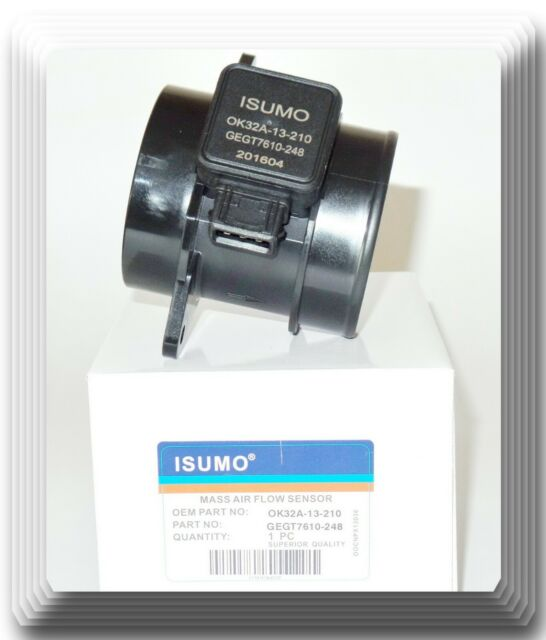 New Mass Air Flow Meter Sensor MAF 5WK9625 for 2001-2005 Kia Rio 1.5L 1.6L