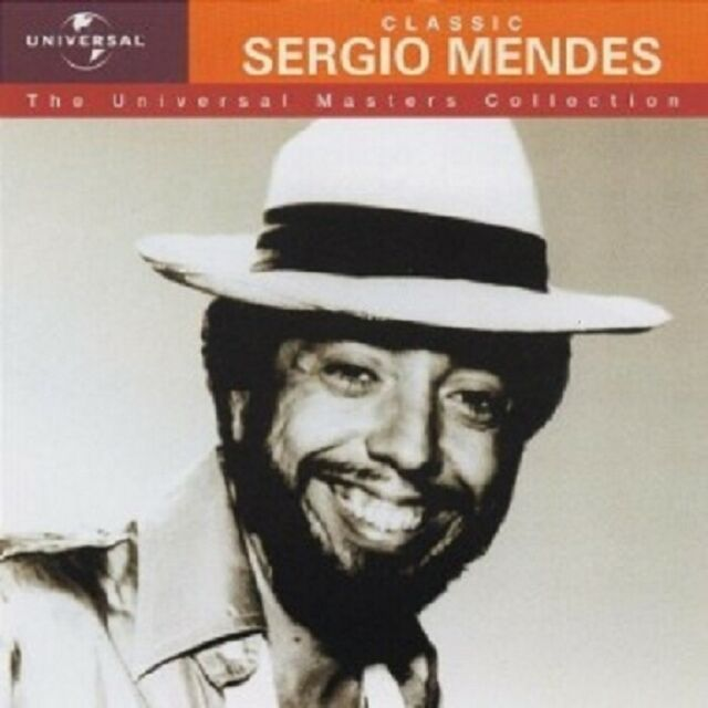 SERGIO MENDES - UNIVERSAL MASTERS COLLECTION  CD  15 TRACKS JAZZ BEST OF  NEU