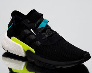 reputable site 47322 f19fe Image is loading adidas-Originals-POD-S3-1-Men-New-Black-