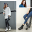 Martens-Airwair-Women-Leather-8-Eye-Smooth-Ankle-Boots-WS55 thumbnail 10