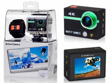 Pro Cam 4K SPORT WIFI ACTION CAMERA SONY 20MP VIDEOCAMERA SUBACQUEA GOPRO