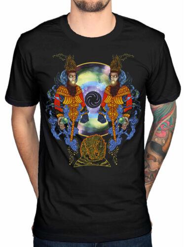 Official Mastodon Crack The Skye T-Shirt Blood Mountain The Hunter Lifesblood