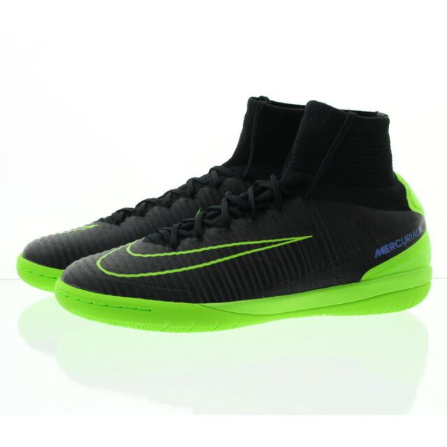 buy popular 8c80b 51764 ... sale nike mercurialx proximo ii ic indoor soccer shoes black 831976 034  sz 9 a3b8c b5785