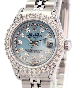 Womens-Rolex-Datejust-26mm-Blue-MOP-Diamond-Dial-Diamond-Bezel-1-90CTW-Quickset