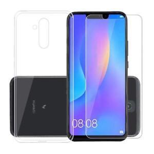 Cover Custodia per Huawei Mate 20 Lite trasparente Sottile TPU Ultra Slim