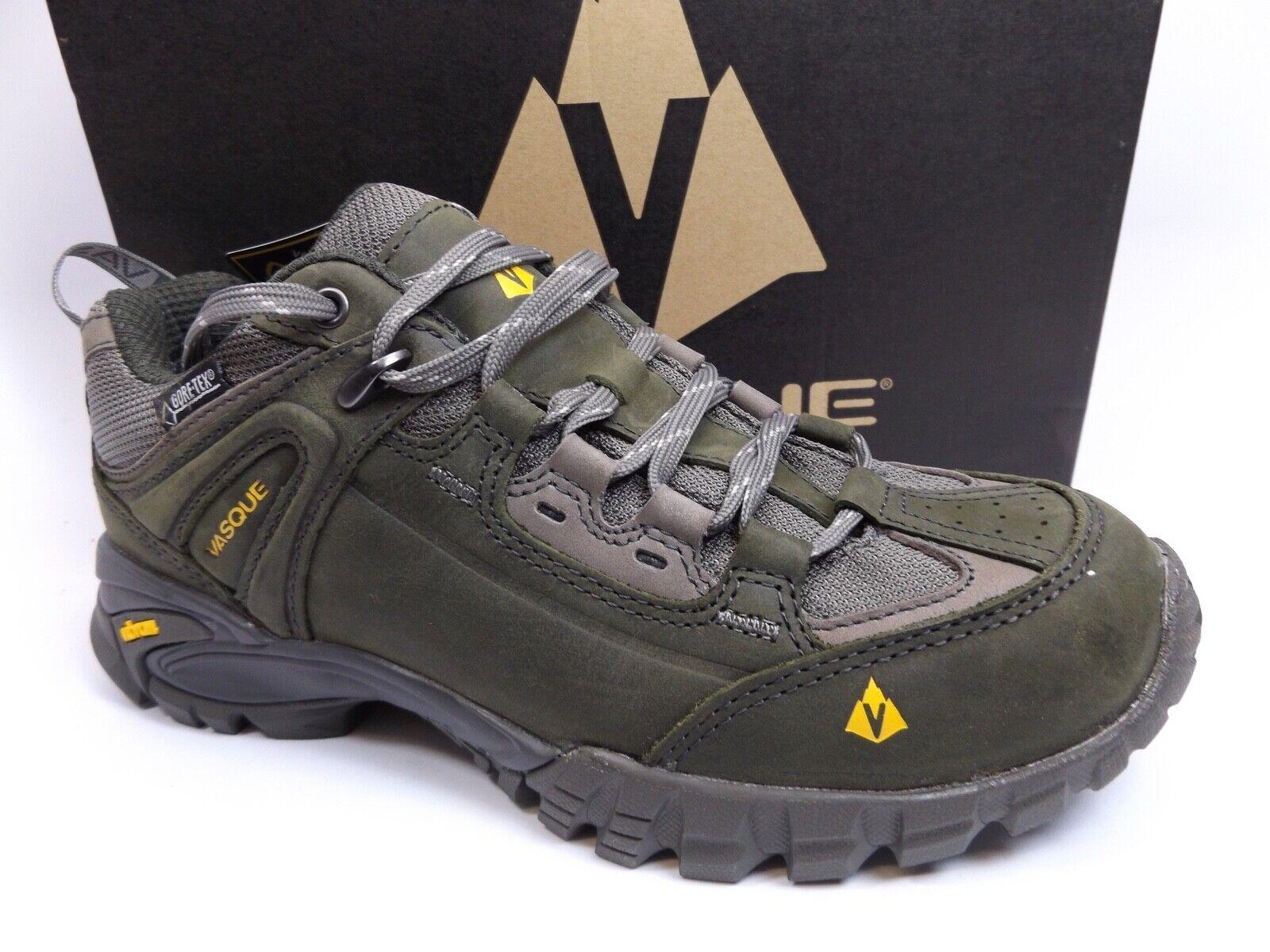 Vasque mantra 2,0 GTX botas impermeables de gortex masculino SZ 7,5 m nuevo, d1042