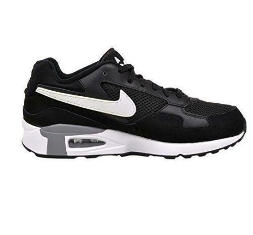 Nike 652976 Max Tela De 001 Air Hombre Zapatillas St Negro TFqxxdRw
