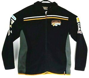 V8SC-Jacket-Supercars-Championship-Series-Size-S-Black-Long-sleeve
