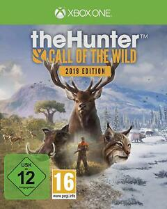 The-Hunter-Call-Of-The-Wild-2019-Edition-Xbox-One-Nuovo-Conf-Orig