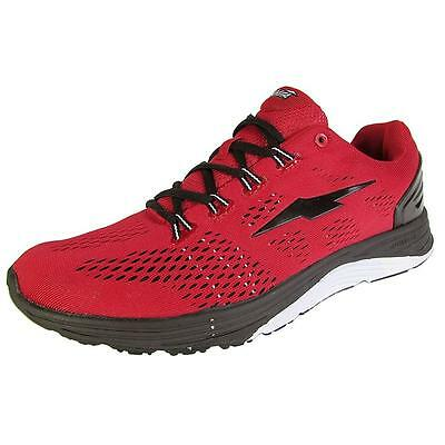 Avia Enhance Mens Red/Black Sneakers