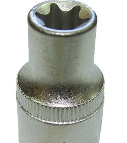 "Vessel torx female ratchet handle for 1//4/"" e4 to e11"