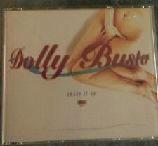 Dolly Buster - Shake It Up Maxi-CD mit Poster