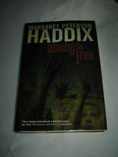 Shadow Children: Among the Free 7 by Margaret Peterson Haddix (2006, Hardcover)