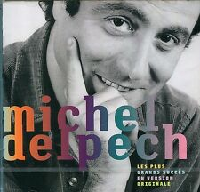 Michel Delpech : Les plus grands succès en version originale (CD)