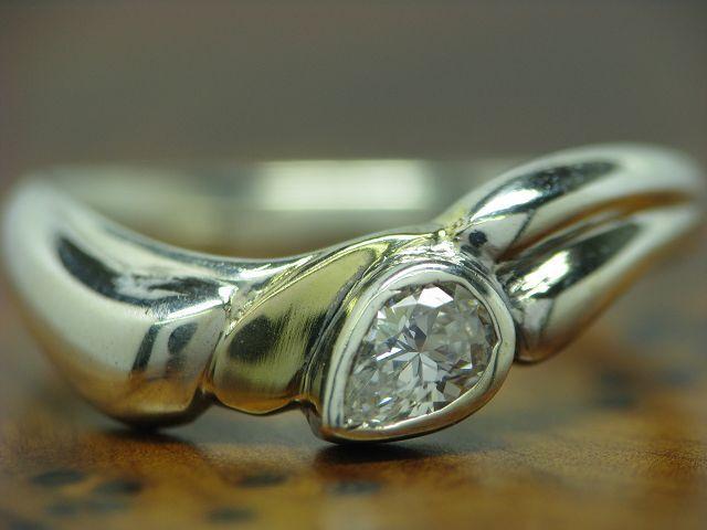 925 STERLING silver RING MIT ZIRKONIA BESATZ   ECHTsilver   RG 51,5   3,3g