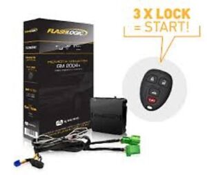 Factory Activated Plug & Play Remote Start w/ T Harness ...