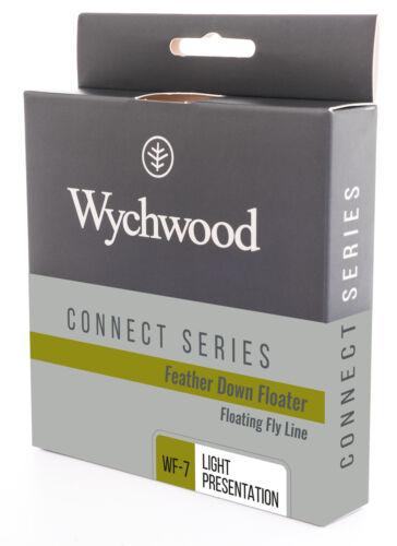 WYCHWOOD connect série plume mouche flottante ligne